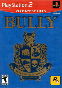 Bully [PlayStation 2 PS2 Rockstar Action Adventure Crime Grand Theft Auto] NEW