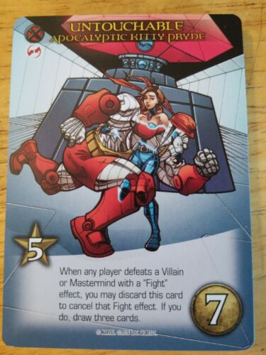 Apocalyptic Kitty Pryde Hero x14 Upper Deck Marvel Legendary Secret Wars 1