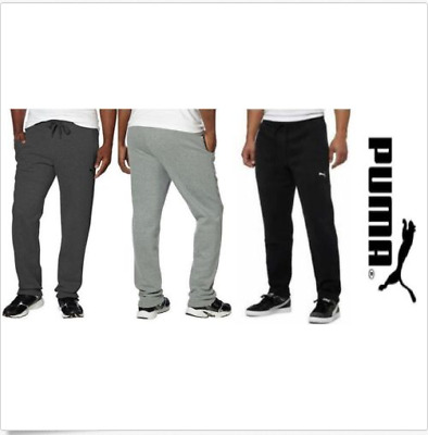 SIZE /& COLOR VARIETY Puma Men/'s Plush Fleece Sweatpants Drawstring Pant NEW