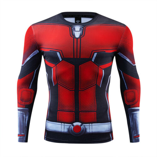 Bicycle Men/'s Bike T-shirts Running Compression Clothing Fitness Gym Clothes