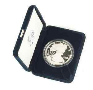 2006-W-AMERICAN-SILVER-EAGLE-PROOF-IN-ORIGINAL-BOX-W-COA