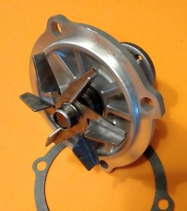 For-Mopar-ALUMINUM-WATER-PUMP-Hi-Po-383-440-Dodge-Plymouth-Hi-Flow-HD-Bearing