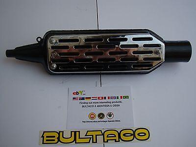 BULTACO MATADOR EXHAUST NEW BULTACO EXHAUST MID SECTION EXHAUST INTERMEDIATE