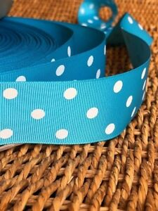 "laverslace Animal Print Grosgrain Ribbon 50mm//2/"" wide Crafts Cakes Gifts"