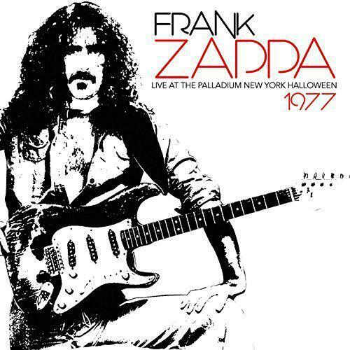 Live At The Palladium New York Halloween 77 ,Frank Zappa,Audio CD,Nuevo,Libre