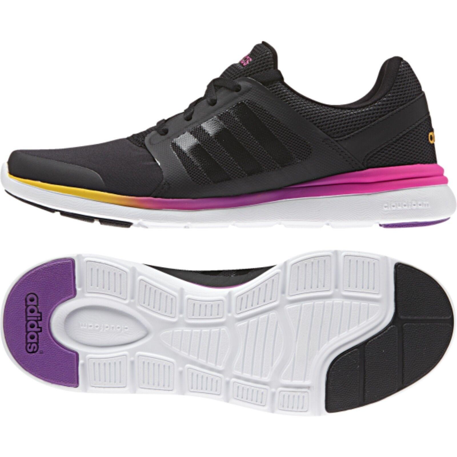 Los últimos zapatos de descuento para hombres y mujeres Adidas cloudfoam xPression W Black aw5015 neo cortos señora calzado deportivo