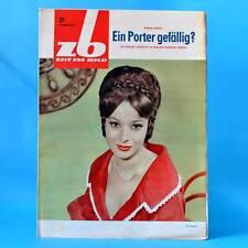 DDR Zeit im Bild ZB NBI 21/1965 Siegesparade Boxen Paletten Lipari Metropol B