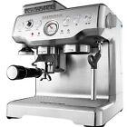 Gastroback Design Espresso Maschine Advanced Pro G Silber 8 Tassen Kombigerät