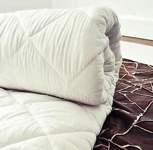 Merino Wool Amp Cotton Duvet Quilt Natural Bed 8 Tog Medium