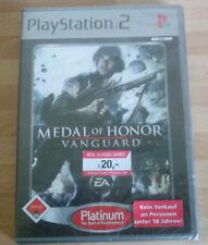 PS 2 Spiel MEDAL OF HONOR  Vanguard   FSK 18  (2008)   Neu & OVP