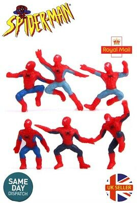 Iron Spider Spiderman Figure Cake Topper Avengers Spider-Man Far From Home UK
