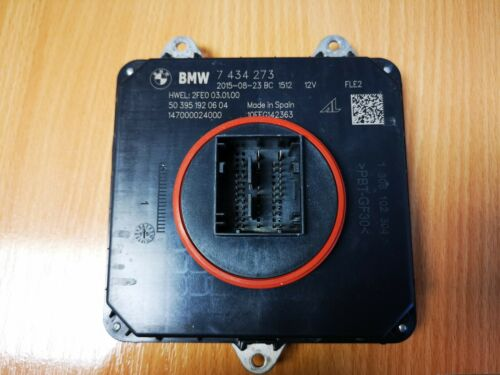 BMW 1 2 3 4 Série LCi Phare DEL Module de contrôle F20 F21 F30 F31 F34 F32 F33