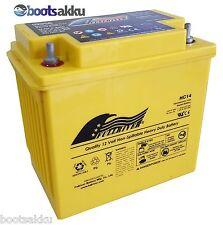 FULLRIVER HC14A AGM Akku Batterie 12V 14Ah Baugleich wie Odyssey PC535