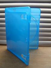 Case: Blu-Ray - 1 - For 1 Disc  Blue - 12.5mm Slim-line