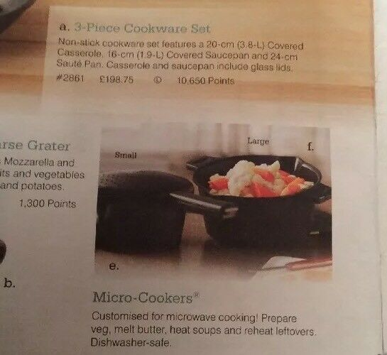 Pampered Chef Large Micro Cooker 2784 Ebay