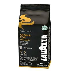 Lavazza-Vending-Aroma-Top-100-Arabica-ganze-Bohne-6-x-1Kg