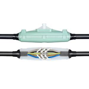 Hellermanntyton-Verbindungsmuffe-i-3-Sf-PUR33-Gn-Conexion-Toma-de-Adaptador