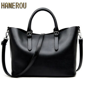 c42c7d02875b Image is loading Exclusive-Women-Bag-Ladies-Leather-Handbags-Spring-Casual-