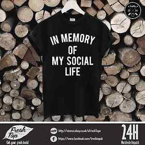 In-Memory-Of-My-Social-Life-T-Shirt-Unicorn-Celine-Dope-Swag-Tumbrl-Blogger-Meow