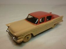 DINKY TOYS 180 PACKARD CLIPPER - CREAM 1:43 - NEAR MINT CONDITION