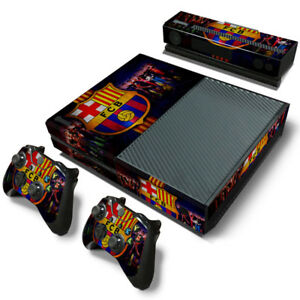 Video Games & Consoles Barcelona Xbox One Skin Bundle Professional Sale F.c Faceplates, Decals & Stickers