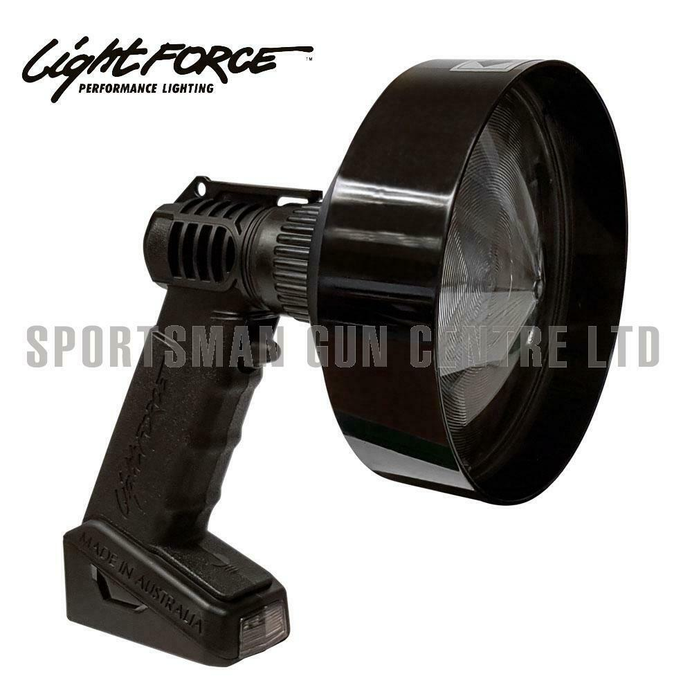 Lightforce 140mm LED Infrarrojo Enforcer rojo y