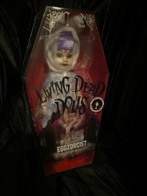 Living Dead Dolls Mystery Eggzorcist 20th Anniversary Series 35 Mezco