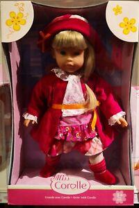 BAMBOLA MISS COROLLE - FLEUR BLOND - M2193 - 42 CM. - VINTAGE 2008