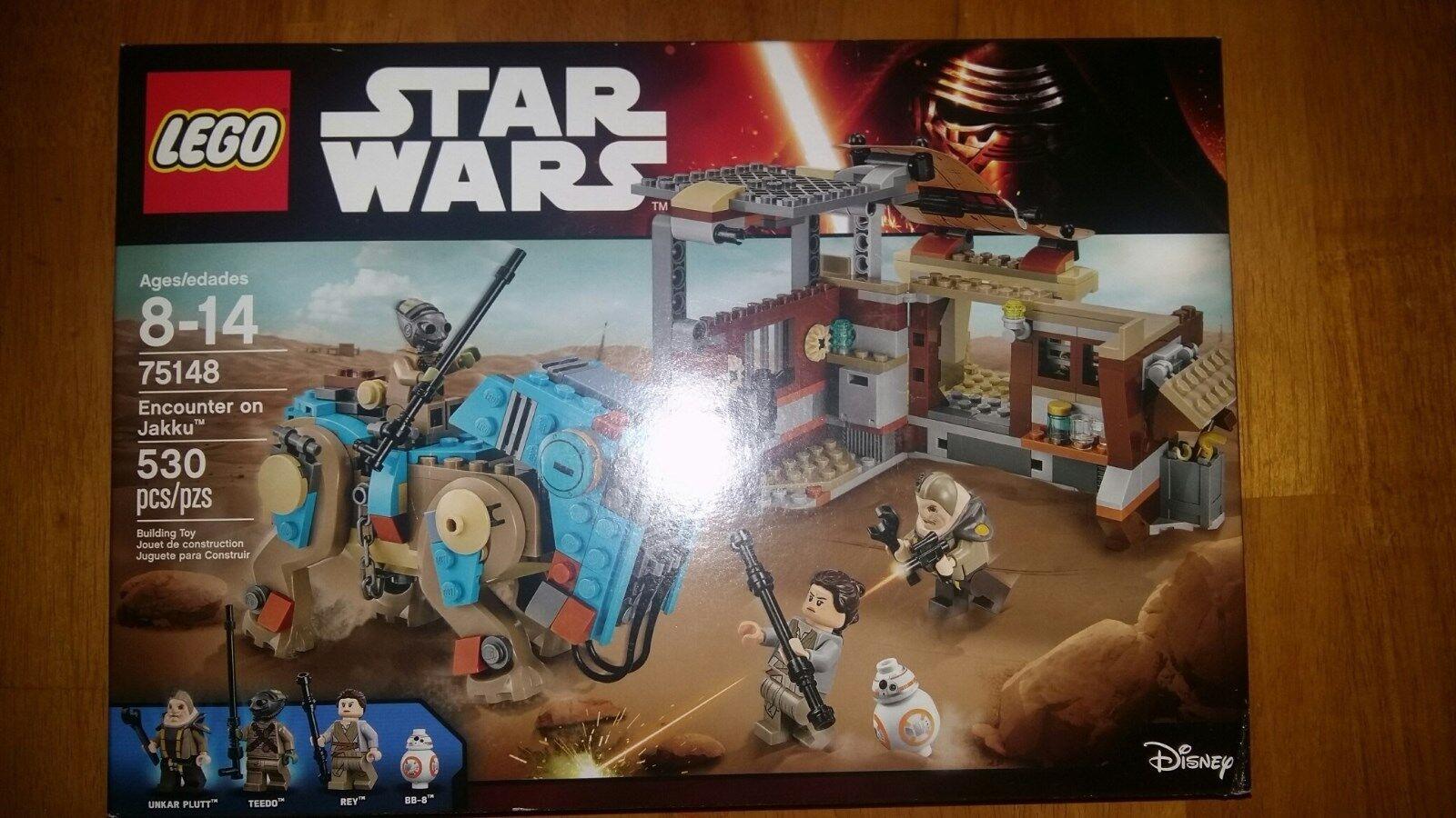 Lego Star Wars 75148 Encounter On Jakku 530 PCS
