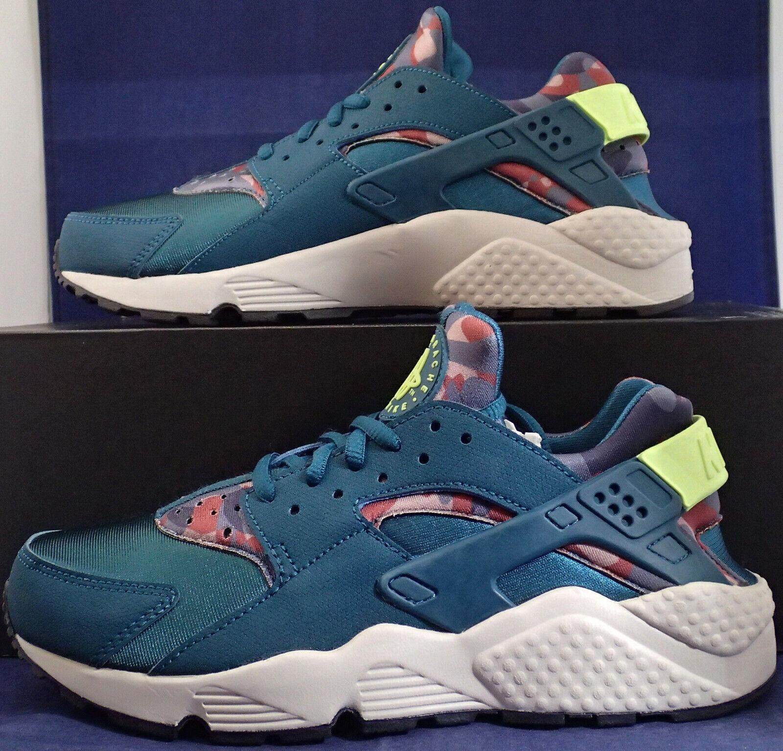 Womens Nike Huarache Run Print - 725076