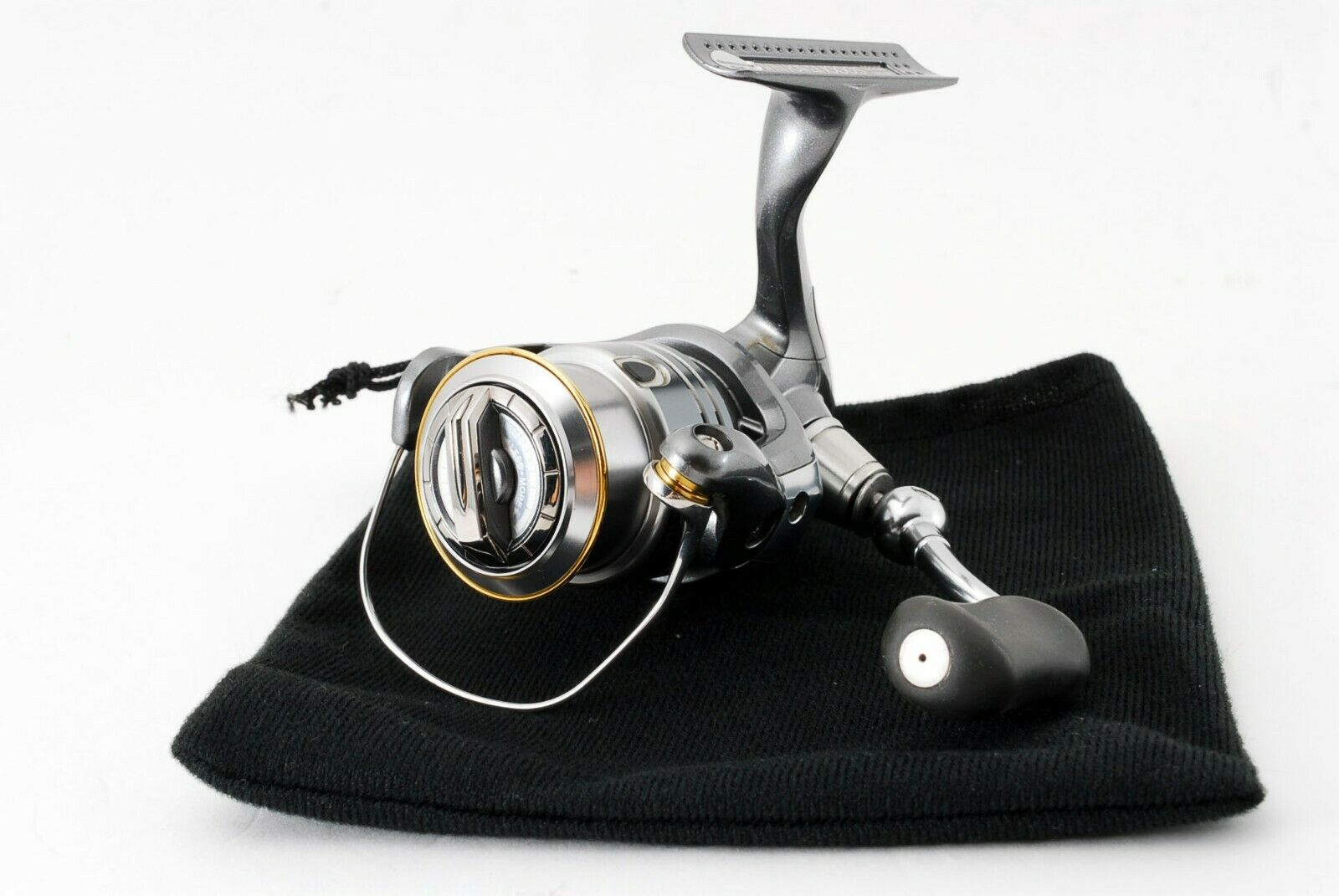 Excelente + +  Shimano 08 Twin Power 1000S Spinning Cocheretes 463113