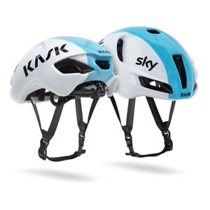 Kask Utopia Team Sky Casco Bicicleta Ciclismo Carreras Carretera size M 52-58