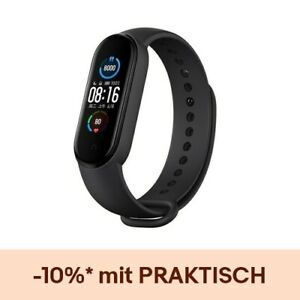 Xiaomi Mi Band 5 Fitnesstracker Wasserdicht BT5.0 Herzfrequenz Aktivitätstracker