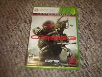 Crysis 3 Hunter Edition (xbox 360, 2013)