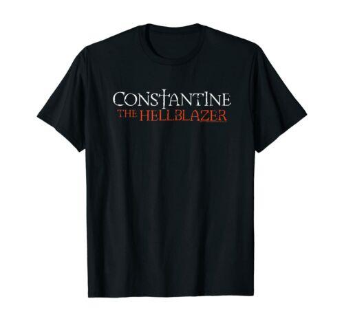 HELLBLAZER John Constantine DC Comics T SHIRT Funny Vintage Gift Men Women