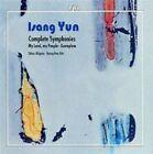 Yun: Complete Symphonies (CD, Feb-2003, 4 Discs, CPO)