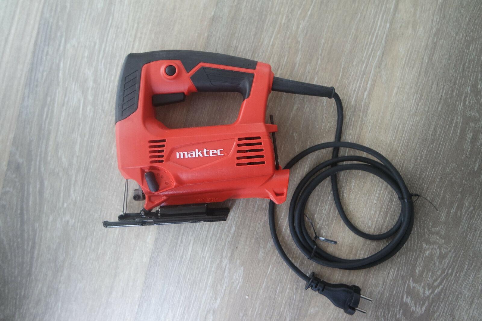 Makita Maktec MT431 Pendelhub Stichsäge 450 Watt