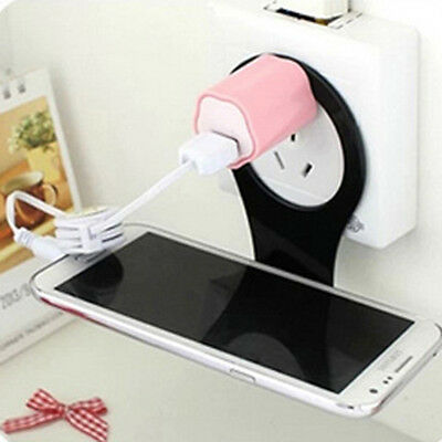New Mobile Cell Phone MP3 Camera Charge Charging Seat Wall Holder Stand Cradle