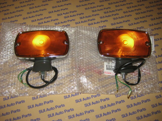 Toyota Fj40 Front Turn Signal Light Assembly Left And