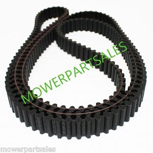 """Toothed Timing Belt Fits Castel Garden TCP122 TC122 Twin Cut 48/"""" Deck TCR122"""