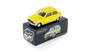 Minialuxe Renault 5 Tl Numéro 250/250