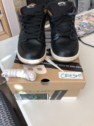 Nike Dunk Sb Low Black Rain 11.5 Vnds