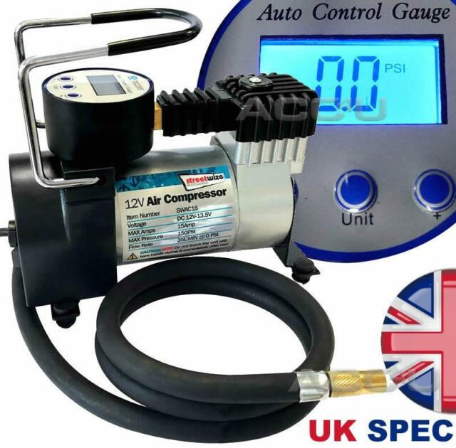 Michelin Digital Tyre Inflator with Auto Cut Off.