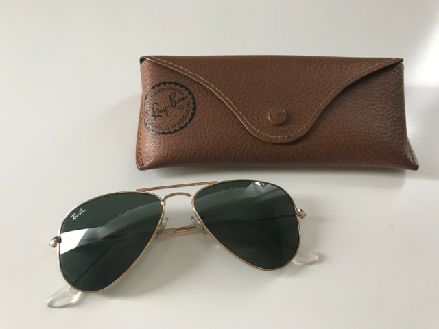 Solbriller unisex, Ray-Ban, RB 3044 Aviator small…