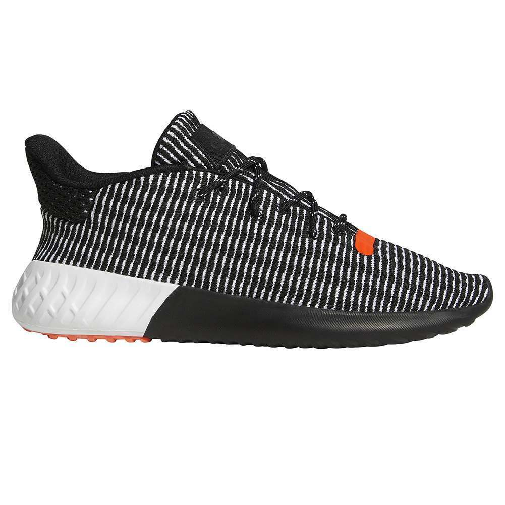 |AQ1185| adidas Shoes – Tubular Dusk black/white/red 2018 Men Textile adidas