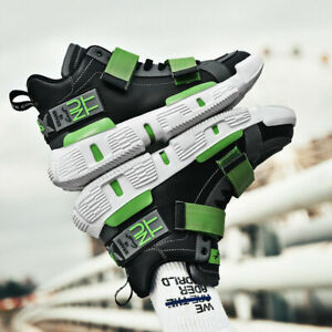 Men-039-s-Sneakers-Running-Sports-Shoes-Fashion-Casual-Gym-Outdoor-Athletic-Shoes