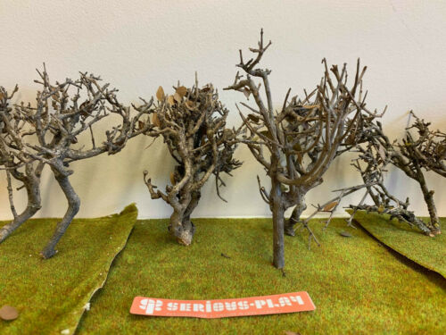 S-P Natural Tree Frames Model Scenery Dried Wood Branch Railway Wargame Terrain