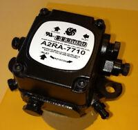 Suntec Oil Burner Pump A2ra-7710 Reznor & Clean Burn Waste Oil Burners