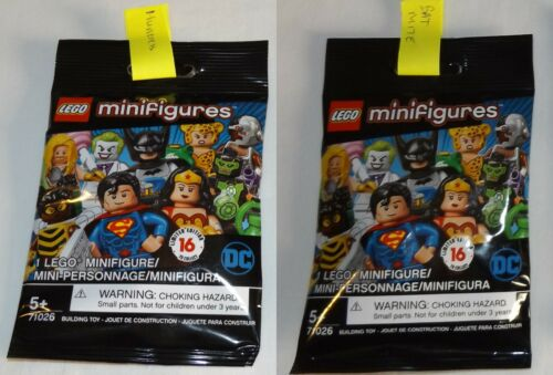 LEGO 71026 BAT-MITE /& HUNTRESS DC Super Heroes Minifigures SEALED CMF