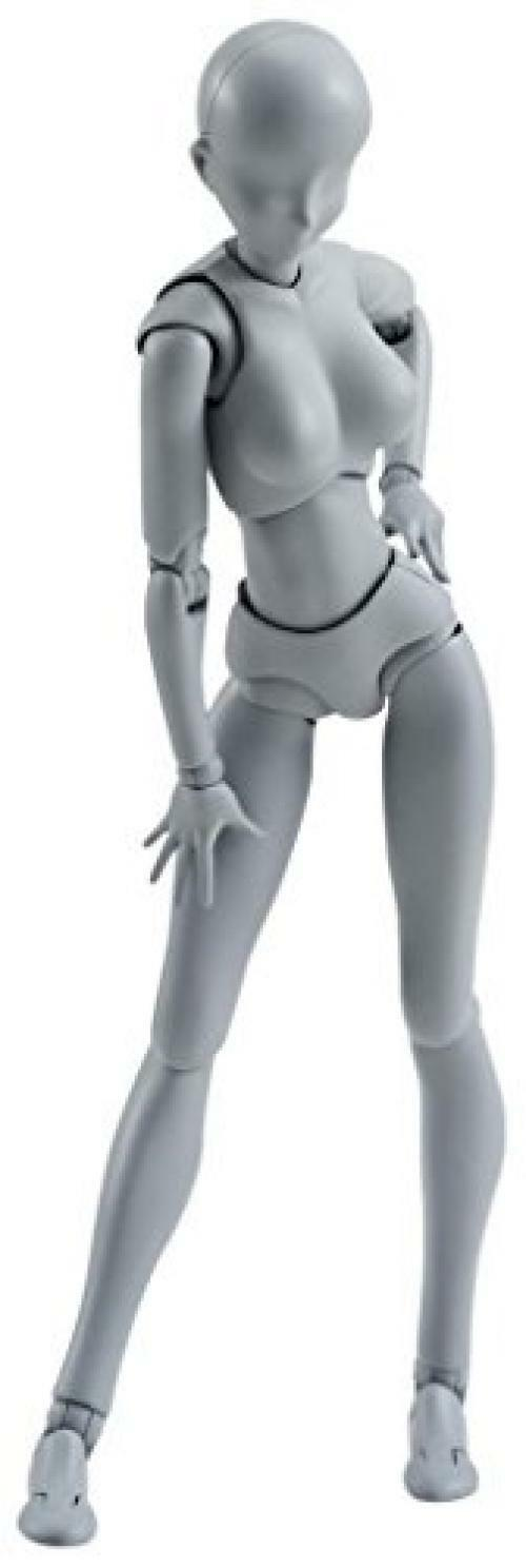 NEW S.H.Figuarts BODY CHAN DX SET Gris COLOR Ver Action Figure BANDAI from Japan